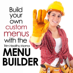 New Menu Builder Features!