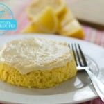 Luscious Lemon Cake (S)