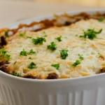 Zucchini Lasagna (S)