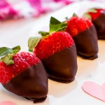 Chocolate Covered Strawberries (S)