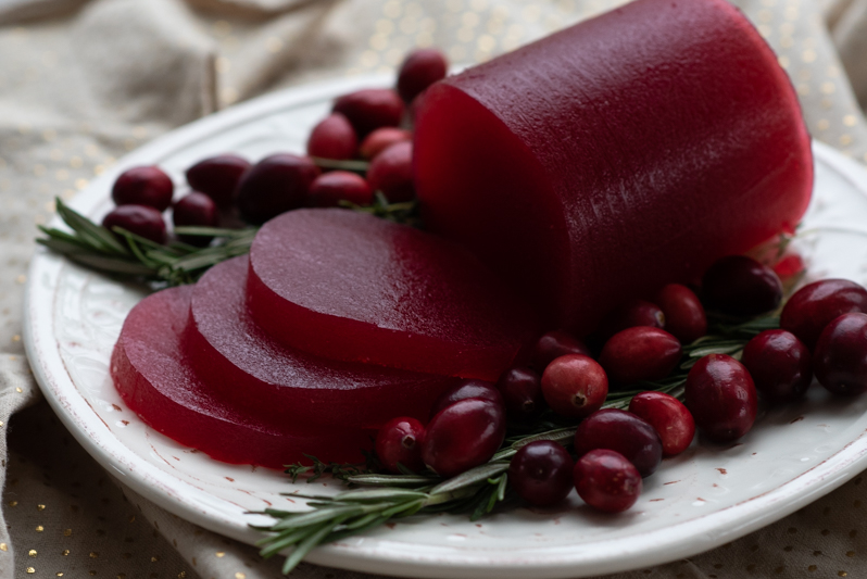Just Like Canned Cranberry Sauce (FP)