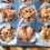 Cran Apple Holiday Breakfast Muffins – E