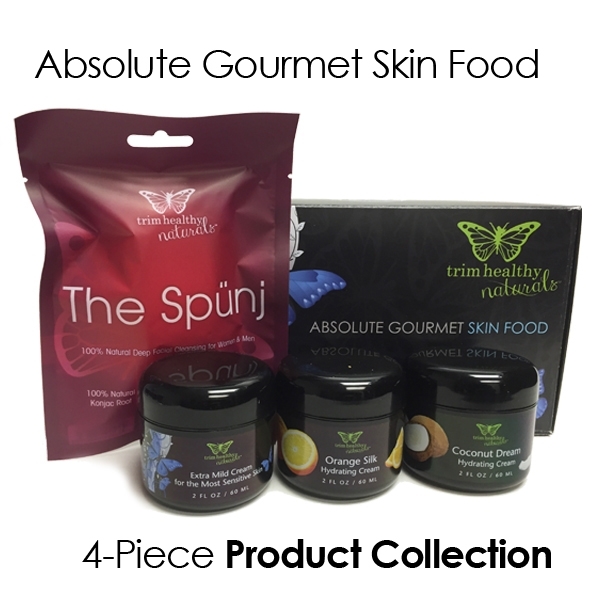 Absolute gourmet skin food collection trim healthy mama for Absolute cuisine