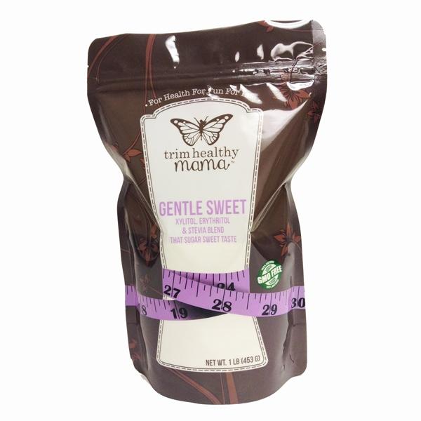 Erythritol amp stevia ground blend 16oz bag trim healthy mama store