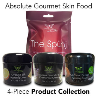 Absolute Gourmet Skin Food Collection 600x600px