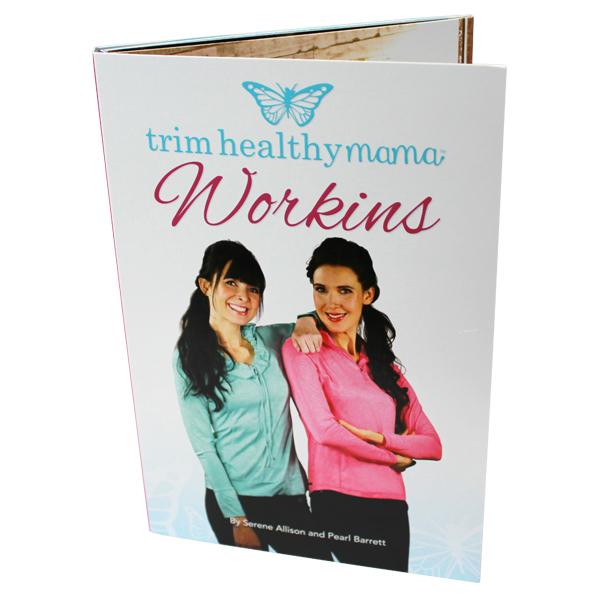 Workins: DVD Set - Trim Healthy Mama Store