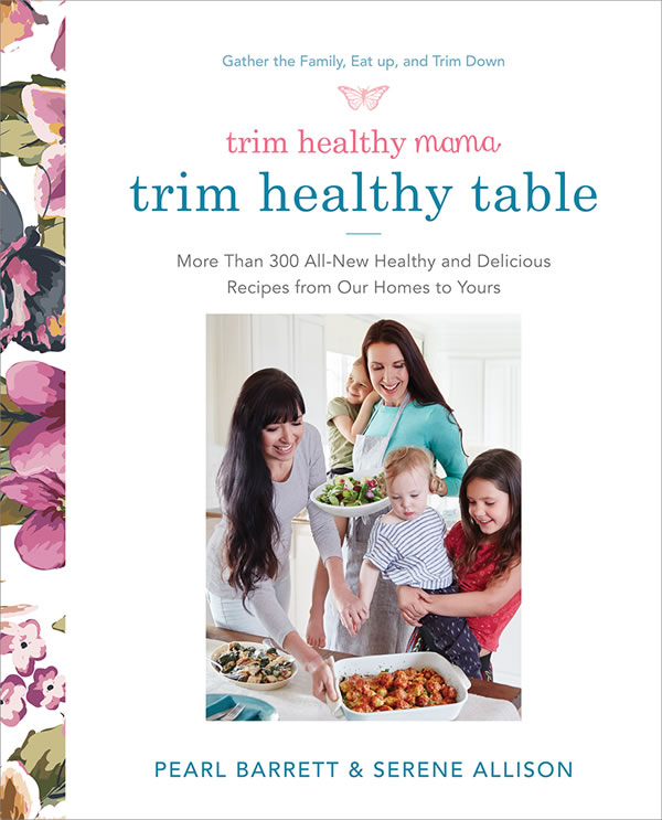 Trim Healthy Table Book Cover