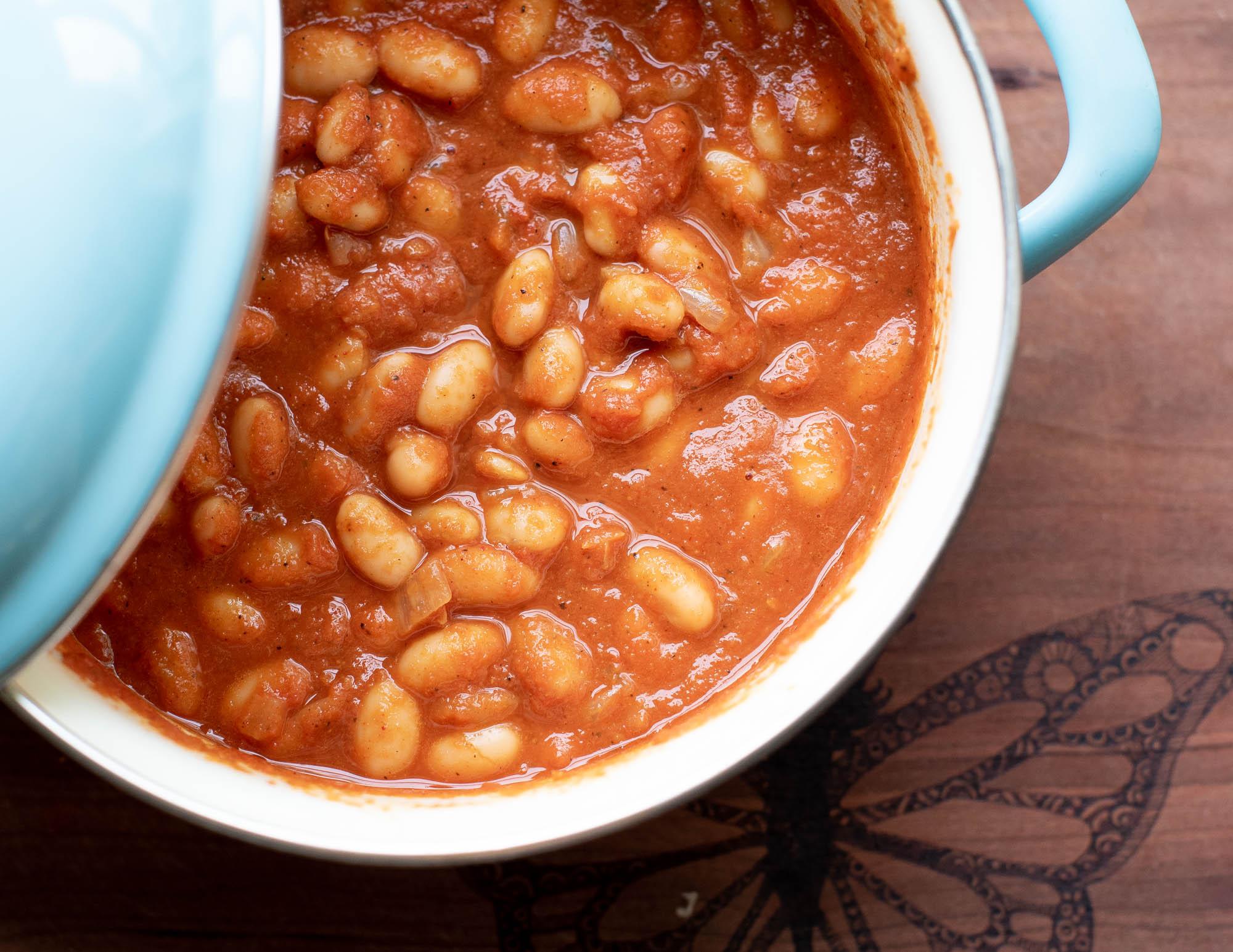 Trim Healthy BBQ Beans